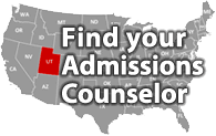 Find Your Admissions Counselor